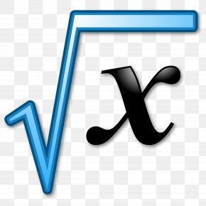 Math Transparent Picture - Square Root Mathematics Quadratic Equation Real Number PNG