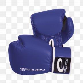 Boxing - Boxing Glove Leather Spokey Egir 10 PNG