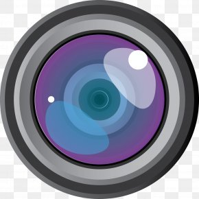 Camera Lens - Camera Lens Android Digital Cameras Selfie PNG