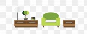 Cartoon Sofa Table - Living Room Interior Design Services PNG