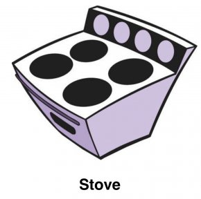 Oven - Cooking Ranges Gas Stove Drawing Clip Art PNG