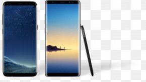 Samsung - Samsung Galaxy Note 8 Samsung Galaxy S8 Samsung Galaxy Note 5 Samsung Galaxy Note II Smartphone PNG