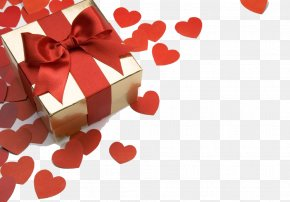 Love Gift - Valentines Day Gift Heart Christmas PNG