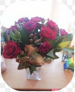 Christmas Send Hao Li - Garden Roses Floral Design Cut Flowers Flower Bouquet PNG