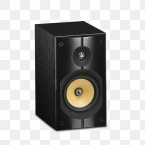 HiFi Speaker Audio Enthusiast - Loudspeaker Enclosure Bookshelf Speaker Bookcase PSB Speakers PNG