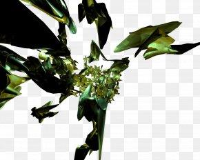 Aquatic Plants - Rendering Cinema 4D Computer Software RenderMan Adobe After Effects PNG