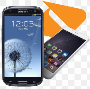 Mobile - Samsung Galaxy S III Neo Telephone Android PNG