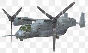 Modern - Bell Boeing V-22 Osprey Helicopter Bell Boeing Quad TiltRotor Aircraft PNG