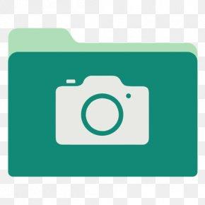 Photos - Brand Aqua Green PNG
