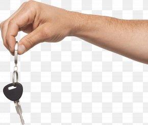 Key In Hand - Key Clip Art PNG