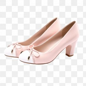 Physical Product Cute Pink High Heels - Pink High-heeled Footwear Shoe PNG