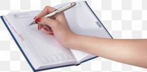 Notebook - Diary Notebook Pen Clip Art PNG