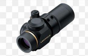 Scope - Leupold & Stevens, Inc. Telescopic Sight Red Dot Sight Reticle PNG