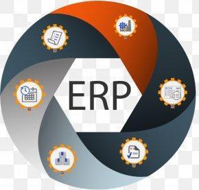 Business - Enterprise Resource Planning Computer Software Management Business PNG