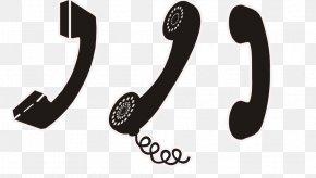 Telephone Symbol - Telephone Handset Symbol Icon PNG