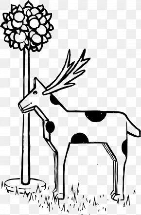 Deer - Download Desktop Wallpaper Clip Art PNG
