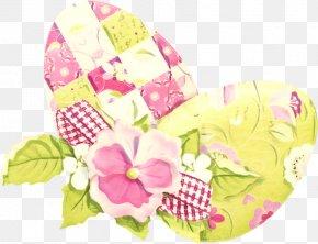 Petal Cut Flowers - Pink Flower Cartoon PNG