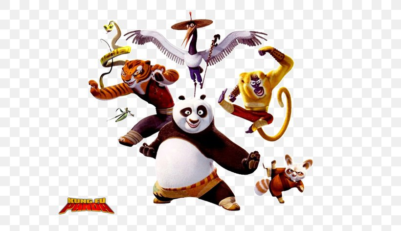 Po Master Shifu Giant Panda Kung Fu Panda Showdown Of Legendary Legends Tigress Png 590x472px Master