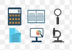 Book Smart Calculator - Market Research Euclidean Vector Icon PNG