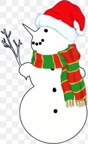 Santa Claus - Santa Claus Christmas Tree Snowman Clip Art PNG