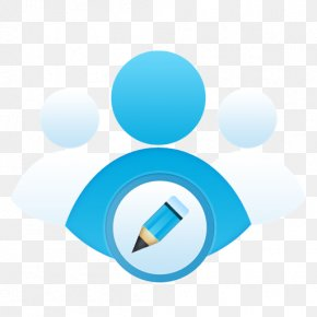 Edit, Group Icon - Editing Iconfinder PNG