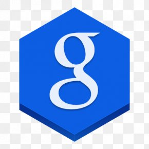 Blue G - Google+ Facebook Blog Social Networking Service Icon PNG
