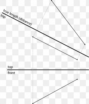 Horizontal Line - Triangle Circle Area Point PNG