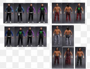 Jeff Hardy - Action & Toy Figures PNG