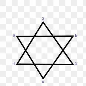 Star Of David - Number Of The Beast Cube Judaism Star Of David Kaaba PNG