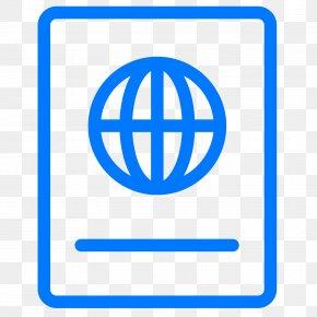 Passport - Biometric Passport Identity Document PNG