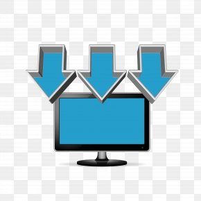 Monitor - Download Computer Software Web Browser PNG