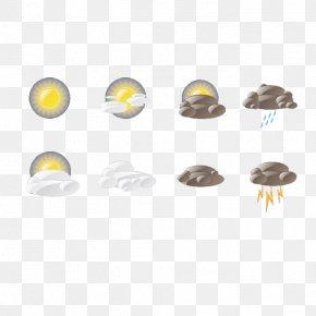 Weather Icon Set - Weather Rain Icon PNG