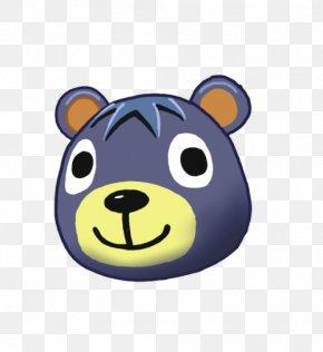 Villager - Animal Crossing: Wild World Animal Crossing: New Leaf Animal Crossing: City Folk Bear Wiki PNG