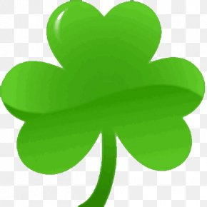 Saint Patrick's Day - Shamrock Saint Patrick's Day Clip Art PNG