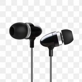 Black Bluetooth Headset - Headphones Microphone Headset Bluetooth PNG