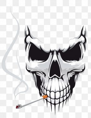 Halloween - Skull Euclidean Vector Stock Photography Royalty-free PNG