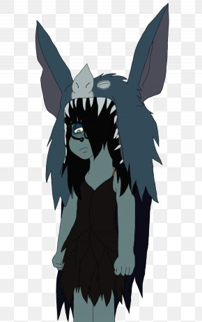 Shenzi Deviantart - Horse Cartoon Silhouette Demon PNG