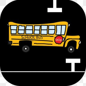 School Bus - Motor Vehicle Logo Brand PNG