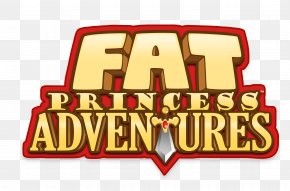 Total War - Fat Princess Adventures PlayStation 4 Video Game Adventure Game PNG