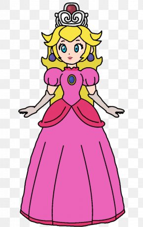 Minnie Mouse - Super Princess Peach Minnie Mouse Princess Daisy Mario PNG