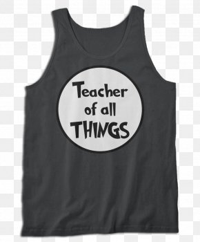 Flat Things You Can Mail - T-shirt Gilets Active Tank M Sleeveless Shirt PNG