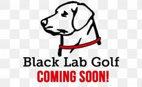 Thank You For Coming - Labrador Retriever Paper Decal Sticker PNG