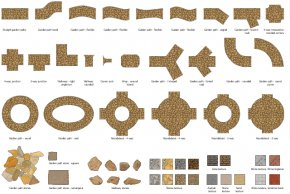 Landscaping Design Cliparts - Landscape Design Landscaping Garden Design Plan PNG
