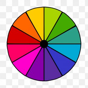 Wheel Of Fortune - Color Wheel Wikipedia Encyclopedia PNG