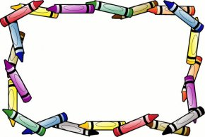 Math Cliparts Borders - Harold And The Purple Crayon Clip Art PNG