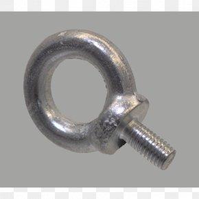 Screw - Nut Fastener Screw Eye Bolt Tap And Die PNG