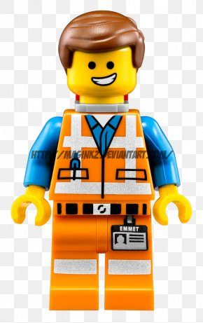 The Lego Movie Photos - Emmet Metalbeard Lego Minifigure Wyldstyle PNG