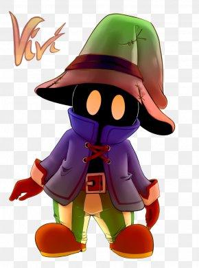 Final Fantasy IX Vivi Orunitia Video Game Fan Art Character PNG