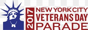 Military - New York City Veterans Day Parade 11 November PNG