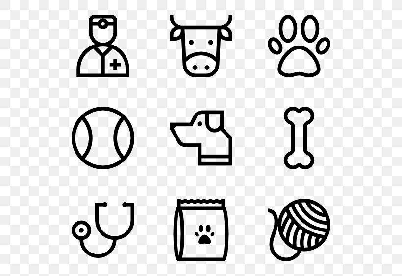 Icon Design Clip Art, PNG, 600x564px, Icon Design, Area, Art, Black, Black And White Download Free